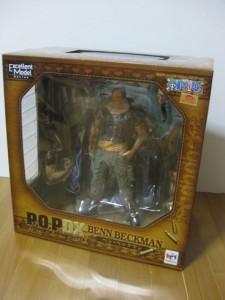 POP ベン・ベックマン -ゴロゴロ生活-