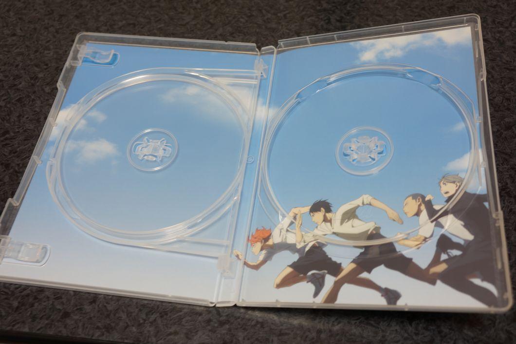 ハイキュー!! Blu-ray全巻揃ったのでパッケージ中身の変遷を確認した件 -ゴロゴロ生活-