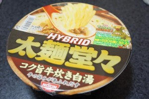 タイバニ HYBRID太麺堂々 -ゴロゴロ生活-