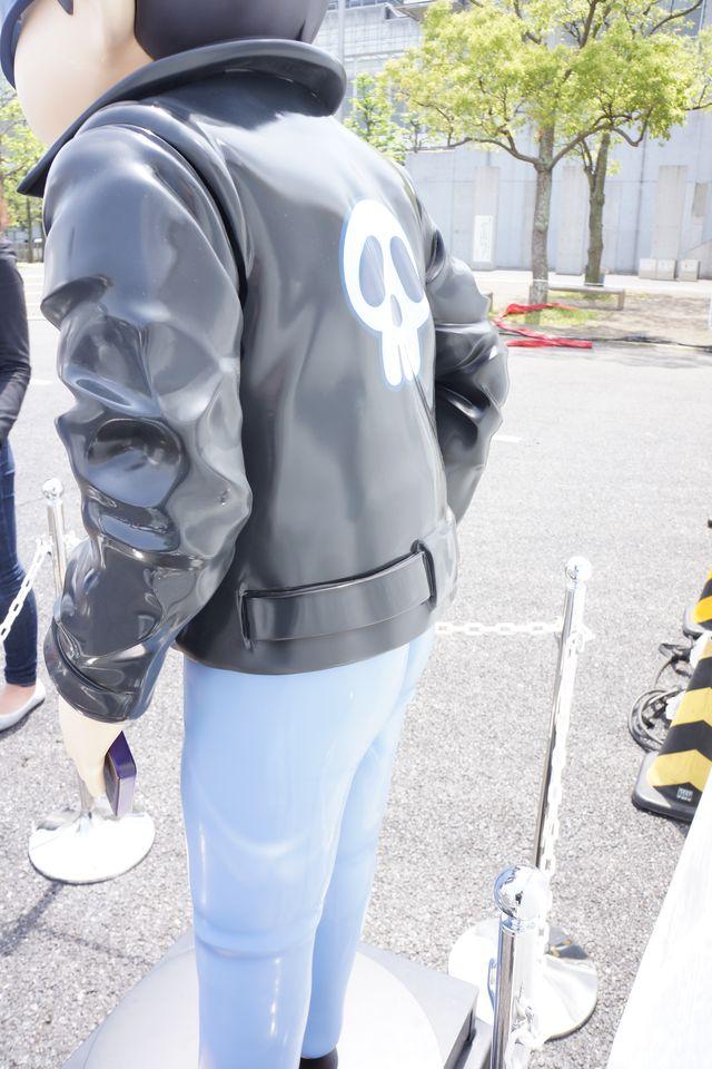 おそ松さん フェス松 ディ・トレードの一松事変等身大フィギュアとノンスケールフィギュア -ゴロゴロ生活-