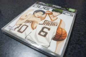 黒子のバスケ DUET SERIES VOL3 -ゴロゴロ生活-