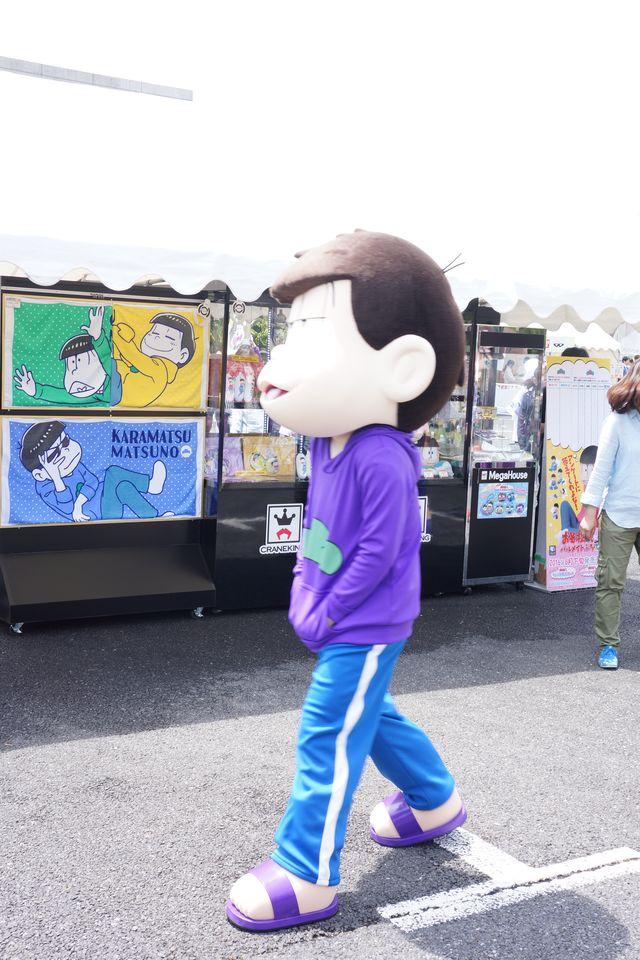 おそ松さん フェス松グッズ6つ子キャラクターがやはり人気であった件 -ゴロゴロ生活-