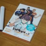 ハイキュー!! Blu-ray vol.2 ドラマCDはTシャツ裏話
