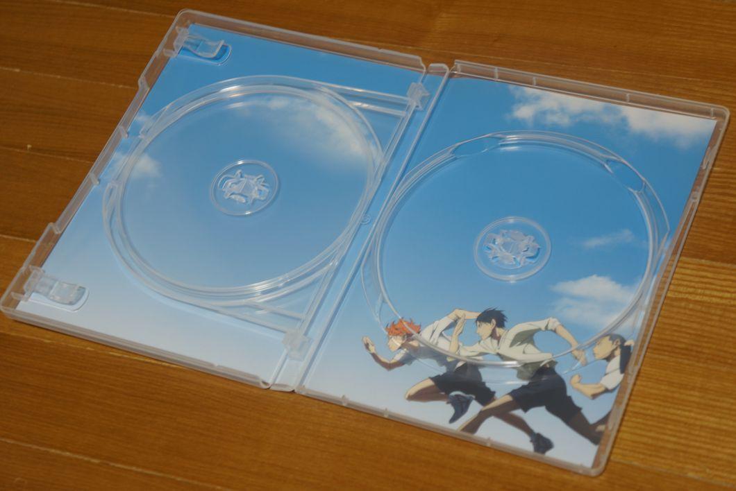ハイキュー!! Blu-ray vol.2 ドラマCDはTシャツ裏話  -ゴロゴロ生活-