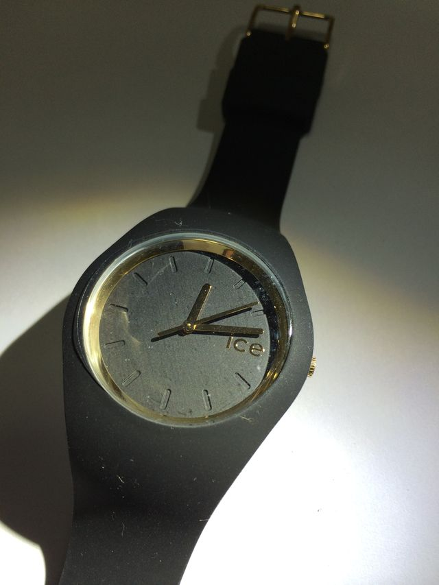 icewatchアイスウォッチ ガラスが破損しても修理できる件 -ゴロゴロ生活-
