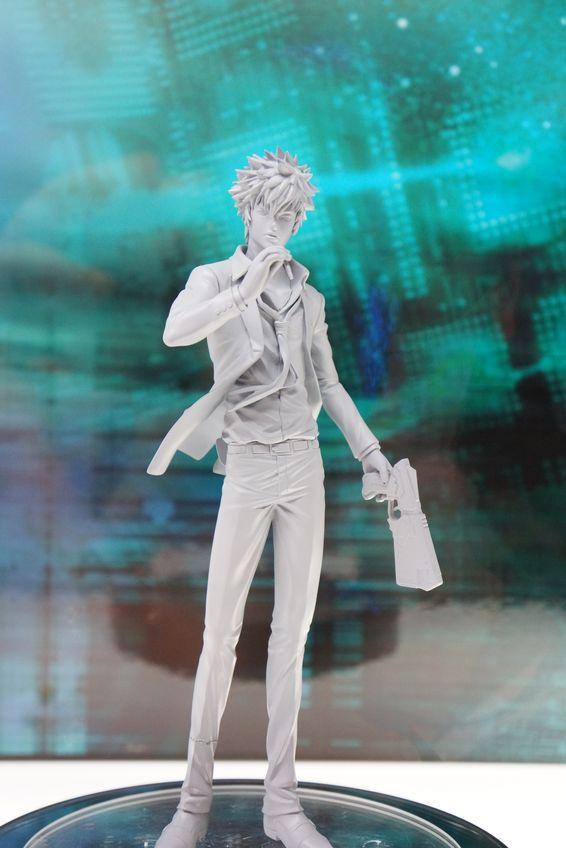 PSYCHO-PASS 狡噛慎也がメガハウスから発売 メガホビEXPO2014 spring まとめ -ゴロゴロ生活-