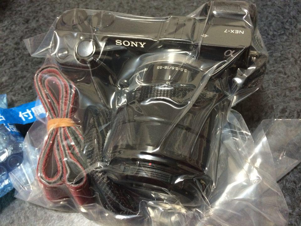 NEX-7 カメラエラー ソニーサービスステーションで修理してもらった件 -ゴロゴロ生活-