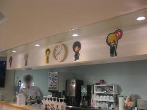 デュラララ in アニメイトカフェ -ゴロゴロ生活-