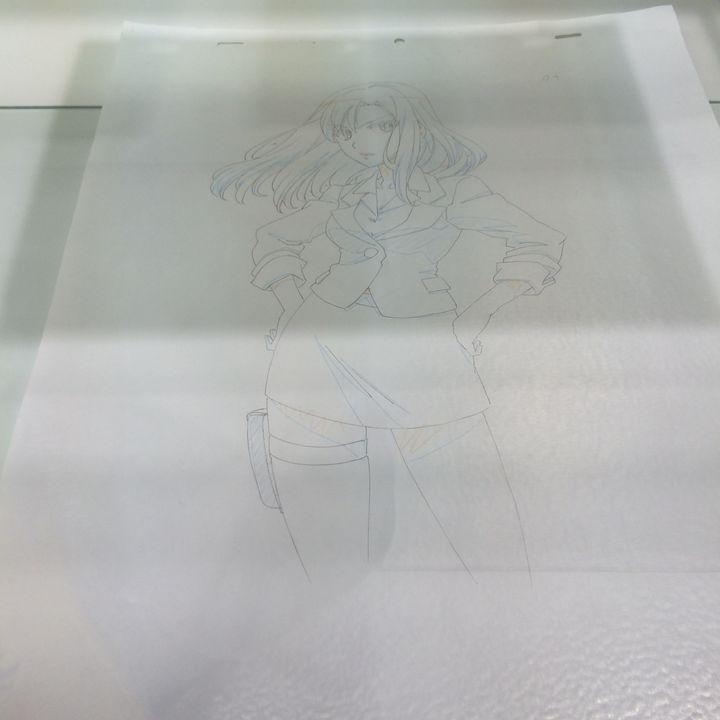 SHIROBAKO 原画展 秋葉原UDX アニメーション作成現場のアニメーション原画 -ゴロゴロ生活-