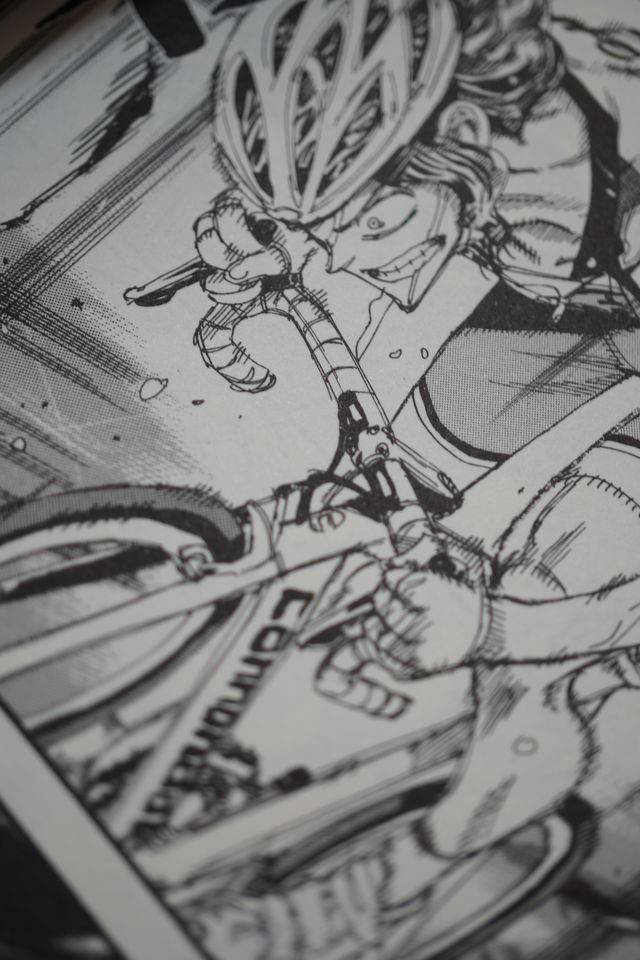 弱虫ペダル 3年生在校時メンバーのロードバイクメーカー17選 -ゴロゴロ生活-