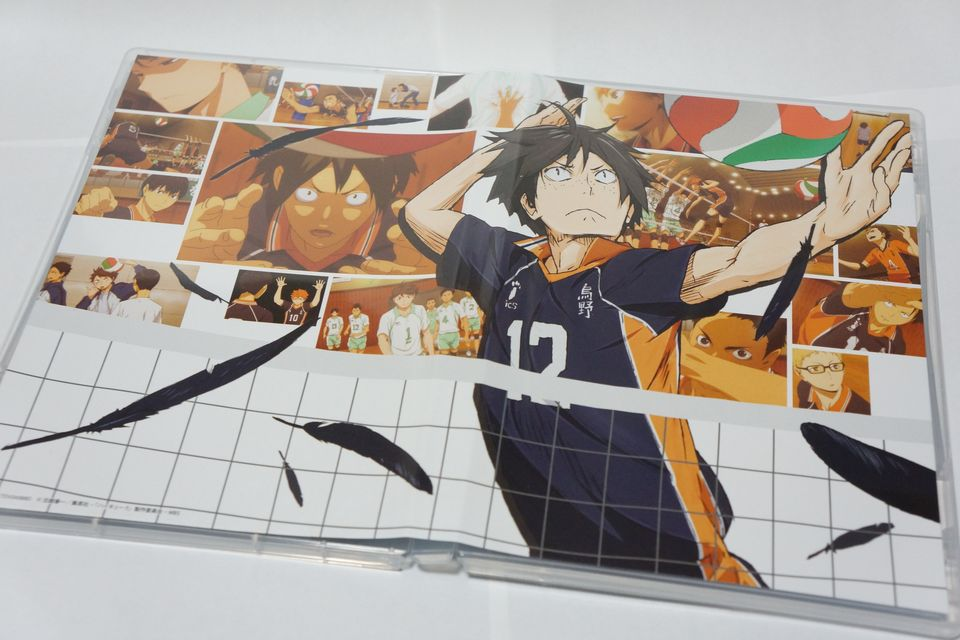 ハイキュー!! Blu-ray vol.8 CD  1・2年生チーム座談会でキャスト地声もキャラを思わせる件 -ゴロゴロ生活-