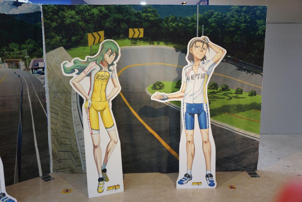 弱虫ペダル アニメイト池袋店 オンリーショップにビアンキが展示されていた件 -ゴロゴロ生活-
